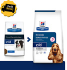 Hills Prescription Diet Canine z/d Food Sensitivities Dry Dog Food 3kg 10kg 20kg