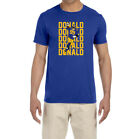 Los Angeles Rams Aaron Donald Text Pic T-shirt $15.99 USD on eBay