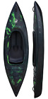 One Person Sit In Kayak - Ideal for Beginners - FREE Spray Deck RRP £299- Riber