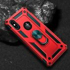 Magnet Metal Case Iphone 6 7 8 Plus Armor Shockproof XR XS Max X Silicone Bumper