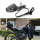 "7/8"" Motorcycle Handle Bar End Rearview Mirrors For Yamaha MT-07 MT-09 2015 2016 $25.04 USD on eBay"