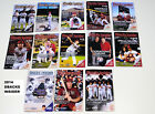2014 Arizona Diamondbacks Dbacks Insider Programs #1 - #13 Your Choice or All on Ebay