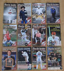 2015 Arizona Diamondbacks Dbacks Insider Programs #1 - #12 Your Choice or All on Ebay