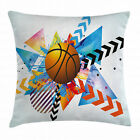 """Throw Pillow Cover Decorative Cushion Case with Zipper 16"""" 18"""" 20"""" 24"""" Sizes"""