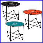 Logo Brands NFL Round Table, Four Cup Holders,  Choose Team Name $39.45 USD on eBay
