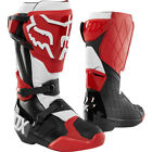 Fox Racing Comp R Boot Men's Red White Black MX Motocross Boots New RRP £244.99!