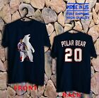 Pete Alonso Polar Bear T-shirt Tee two side made in Us Size USA S to 5XL image