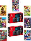 Kyпить Nintendo Switch Console New 2019 Version with Choice of Game Bundle на еВаy.соm