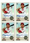 2019 TOPPS ARCHIVES SNAPSHOTS TAYLOR WARD AUTO LOS ANGELES ANGELS RC AS-TW on Ebay