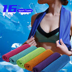 Camping Swimming Fitness Accessories Gym Washcloth Ice Towels Sports Towel image