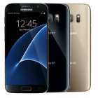 Samsung Galaxy S7 Sm-g930 - 32gb - Black - Gold  (at&t) Smartphone Unlocked