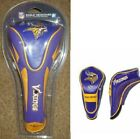 Minnesota Vikings NFL Licensed Hybrid or Driver Headcover Oversized Driver 460cc $27.5 USD on eBay