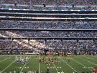 4 DALLAS COWBOYS at New Orleans Saints Tickets 119 row 30 Lower Corner $2399.0 USD on eBay