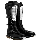 2020 Alpinestars Super Victory Stell Plate Motorcycle Street Riding Boot $369.95 USD on eBay