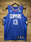 Los Angeles Clippers Paul George ICON AUTHENTIC NIKE Jersey With Patch!!! on eBay