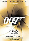 James Bond Blu-Ray Collection - Vol. 2 (Blu-ray Disc, 2008, 3-Disc Set,... $9.99 USD on eBay