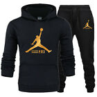 NEW Mens Michael Air 23 Jordan Tracksuit Flight Hoodie & Pants Men Sportswear <br/> Please choose the right size as these are asian sizes!