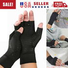 1 Pair Copper Fit Arthritis Compression Gloves Hand Support Joint Pain Relief US $6.98 USD on eBay