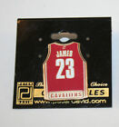 Lebron James  Jersey Cleveland Cavaliers Pin NBA Licensed Brand New on eBay