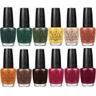 OPI Nail Polish .5 fl oz Full Size Lacquer Your Choice of 100+ Colors