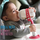 Baby Bottle Rack Free Hand Holder Feeder Bottles Self Feeding Original Easy Use