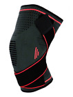 Knee Sleeve Compression Brace Support For Sport Joint Pain Arthritis Relief USA