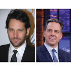 Lunch for Two with Paul Rudd and Jake Tapper in Manhattan, NY