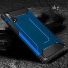 For Huawei Honor 20/20 Pro 8 9 10 20 Lite Shockproof Armor Hybrid Case Cover