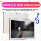 "10.1"" Tablet PC HD Android 9.0 8G+128G 10-Core Google WIFI Dual Camera Phablet"