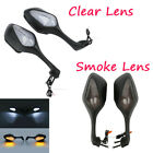 Motorcycle Rearview Side Mirrors Fit For Honda CBR1000RR 2008-2016 2015 2014 13