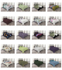 Ambesonne Bedspread with Pillow Shams Bed Coverlet Set Quilted Decorative image