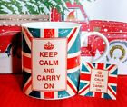 "NEW! Kent Pottery offers ""Keep Calm..."" Mugs"