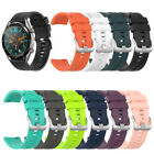 For Huawei Watch GT GT 2 Silicone Wrist Band Strap 20/22mm Soft Band  image