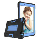 For Lenovo Tab E8 8 Inch Shockproof Rugged Kickstand Case+Screen Protector Film