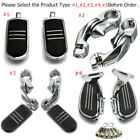 32mm Highway Foot Pegs / Passenger Floorboards Footboard for Harley 1993-2020 $149.99 USD on eBay
