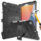 Kyпить For iPad 10.2 7th Generation Gen 2019 Case Stand Silicone Cover+Screen Protector на еВаy.соm