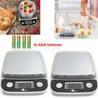 LCD 11lb/5kg Digital Kitchen Scale Electronic Balance Food Weight Postal Scales photo