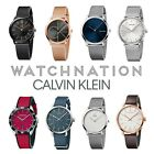 Calvin Klein CK Watch Mens Black Friday Sale Discount Stainless Steel Leather
