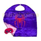Superhero Capes with Masks Kids Costume Party Favors