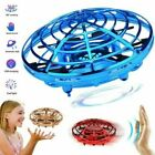 Mini Drone Infrared Sensor UFO Flying Toy Induction Aircraft Quadcopter Kid Xmas