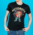 """Buy """"Official Men's Black Transformers Optimus Prime T-Shirt from Difuzed"""" on EBAY"""