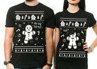 Couples Shirts Matching Christmas Shirts Ugly Sweater Gingerbread Cookies Tees