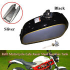 Refit Motorcycle Bike Cafe Racer Fuel Gas Tank&Cap Switch Fit For Honda BENLY50S $101.19 USD on eBay