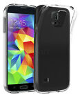 Upgraded Samsung Galaxy S5 (SM-G900V) 6520mAh Grade AA Battery or Clear TPU Case