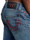 True Religion Manchester United Mens Rocco Relaxed Skinny Super T Jeans - 102261