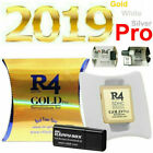 R4 Gold Pro Sdhc For Nintendo Ds/3ds/2ds/ Revolution Cartridge With Usb Adapter.
