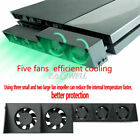 For PS4/Pro Game Accessories Play Station4 Host Cooling 5fan Cooler External HOT