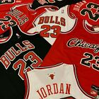 Chicago Bulls 23 Michael Jordan Throwback Jersey Same Day Shipping All Colors