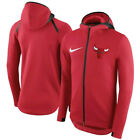 Nike NBA Chicago Bulls Therma Flex Showtime Hoodie Jacket Red Black 940118-657 on eBay
