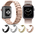 For Apple Watch Series 1/2/3/4 38/40/42/44MM Strap Stainless Steel Watch Bands